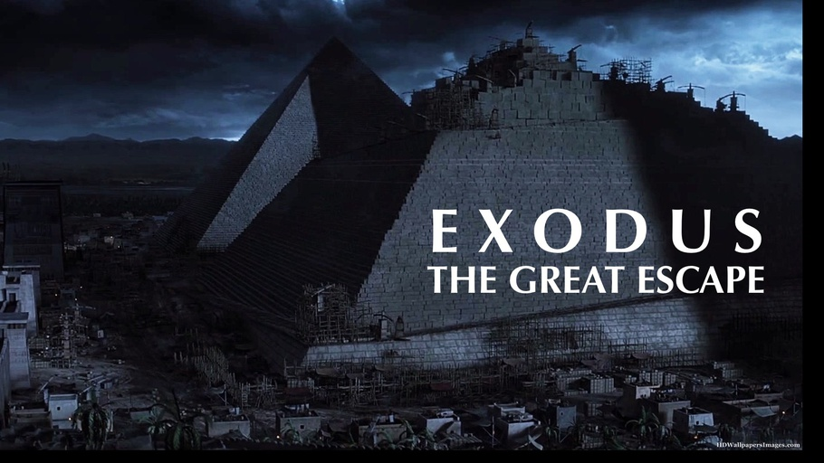 Exodus: The Great Escape Part 1