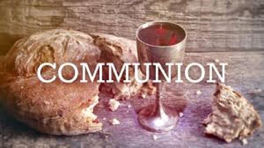 March Communion 2019