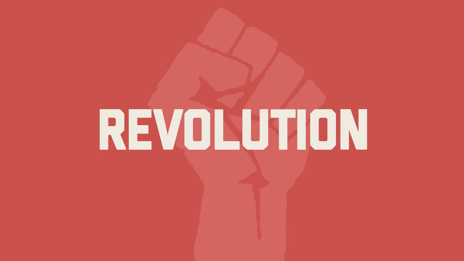 Revolution: The Christian Story From Acts